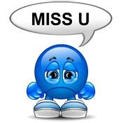 Miss U Smiley Do you miss someone? This smiley is sad and wishes you were nearby! Send this smiley i Smiley Emoji, Funny Emoticons, Funny Emoji, Smileys, Symbols Emoticons, Love Smiley, Emoji Love, I Miss You Emoji, Miss You Funny