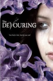 Krista reviews The Devouring by Simon Holt - teen horror fiction