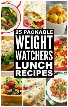 If you're trying to lose weight, it's important to eat 3 well-balanced and nutritious meals each day, and with a little planning and preparation, this collection of Weight Watchers lunch recipes with points is your ticket to ensuring you maintain your hea