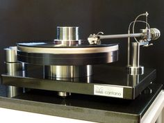 SoundWaves Turntables Cantano Grande
