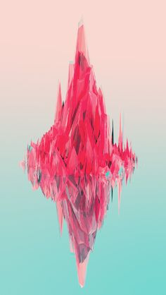 abstract digital art iPhone Wallpapers
