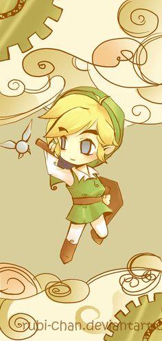 Link scroll No. 1 by Rubi-chan on DeviantArt