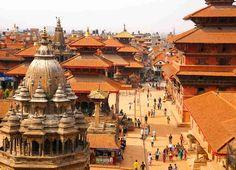 KATHMANDU, NEPAL | KAGEMUSHA/SHUTTERSTOCK