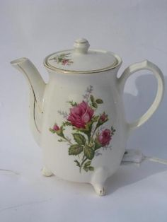 Antique Dishes Rose Pattern teapots | china dinnerware see all vintage flatware silver silver plate copper ...