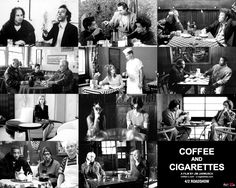 Coffee and Cigarettes // Directed by: Jim Jarmusch Coffee And Cigarettes, Inspirational Movies, Film Strip, Jack White, Movie List, Film Movie, Cinematography, Movies To Watch, Tv Series