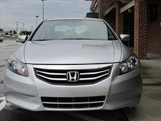 Used Honda Accord Cars [Automobiles] with Silver color