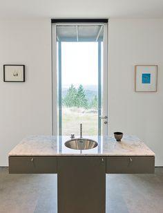 Idyllic Home Designed for an Artist   Dwell