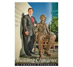 Read about Chapman University's Director of Planned Giving David B. Moore on OrangeReview.com