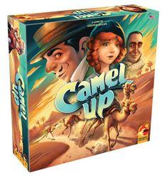 Lucrum Games, Camel Up - Przebiegłe Wielbłąd, gra towarzyska Pegasus, Pop Up, Little Einsteins, Board Game Design, Kings Game, Let The Fun Begin, Fun Board Games, Games To Buy, Board Games