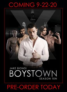 Pre-order BOYSTOWN Season Ten today!  Don't miss out!  BoystownTheSeries.com