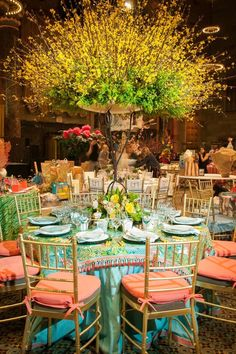 16 Tablescape Ideas From This Year's Lenox Hill Gala