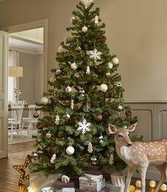 Idee Decor Natale 2015: Come scegliere l'albero? | Shabby Chic Mania by Grazia Maiolino
