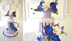 Wedding Cakes | A Wish and A Whisk
