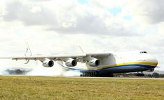 King of the sky - world s biggest plane Antonov lands in Perth - The West Australian