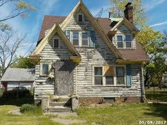 Cheap $700 property for sale located at W Hamilton Ave Flint, MI 48504, Flint, MI 48504, Genesee County, 3 Beds, 1 Baths, 2636 Sq/Ft
