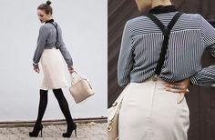 Get this look: http://lb.nu/look/7833798  More looks by Ceci Bloom: http://lb.nu/user/3796514-Ceci-B  Items in this look:  Camaieu Shirt, Aldo Heels, Aldo Ring   #20 #chic #elegant #street