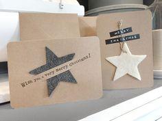 #2erSet #Desig #ein #Filz #mit #Stern #Stjerne #Weihnachtskarten Weihnachtskarten - Stjerne 2 Weihnachtskarten mit Filz Stern 2er-Set - ein Desig... Weihnachtskarten - Stjerne 2 Weihnachtskarten mit Filz Stern 2er-Set - ein Designerstück von snuggles-cottage bei DaWanda