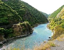 Despite its pristine appearance, the Manawatu River is highly polluted. Industrial Waste, Rio, Ecology, New Zealand, Ocean, Beach, Water, Outdoor, Planets