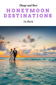 Just married? Why don��t you consider these cheap and best honeymoon destinations in Asia to kick start your life as a married couple.