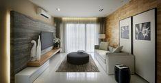 Modernes Interieur in bunten Farben verleiht dem Innendesign mehr Reiz - http://wohnideenn.de/wohnideen/06/modernes-interieur-in-bunten-farben.html