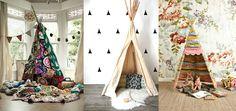 Cómo Montar Tu Propio Tipi Indio   Ideas Diseño de Interiores