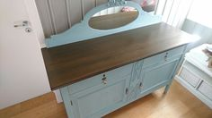 My favorite commode, made yesterday.