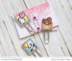 mama elephant | design blog: STAMP HIGHLIGHTS: HAPPY MAIL                                                                                                                                                      もっと見る