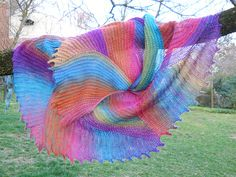 Ravelry: Curlicue Coverlet pattern by Annie Dempsey Crochet Shawl, Knit Crochet, Mittens, Ravelry, Needlework, Knitting Patterns, Diy Crafts, Annie, Blanket