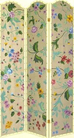 Floral Screen - Floral