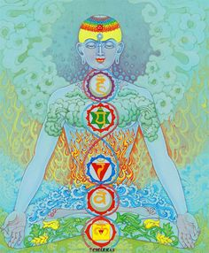 meditations is key to align all of your chakras ♥
