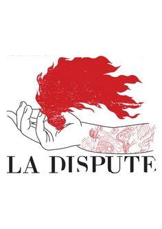 La Dispute i love la dispute more than anything ever Perfect Music, Good Music, Amazing Music, La Dispute, I Love La, Pop Punk, Music Bands, Punk Rock, Graphic Design