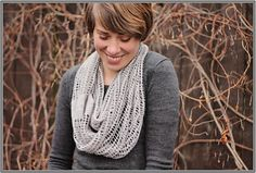 Ravelry: Mesh Leaf Cowl pattern by Shannon Squire - My g-d, I love this cowl. So gorgeous.