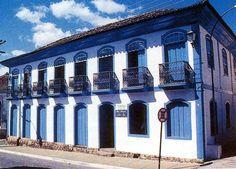Museu Histórico de Araxá-Dona Beija - Araxá, Minas Gerais - BRASIL
