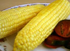 "Nothing describes summer better than lounging on your porch while nibbling on freshly picked corn on the cob. Here are four different ways of cooking this ""staple"" vegetable!"