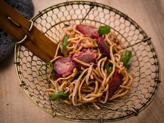 For a twist on classic char siu, Hawaiian islanders typically marinate wild boar—pork shoulder makes a fine substitute—in Chinese-style barbecue sauce.