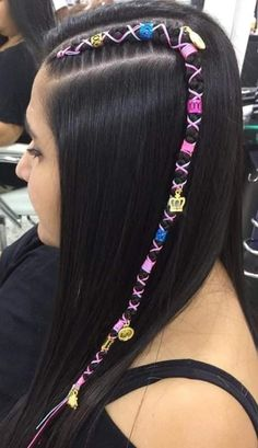 ❤️Are you looking for straight hairstyles that are all the rage this season? We have a collection of hairstyles for straight hair that look really cute. Down Hairstyles, Straight Hairstyles, Girl Hairstyles, Braided Hairstyles, Kids Girl Haircuts, Hippie Hair, Natural Hair Styles, Long Hair Styles, Pinterest Hair