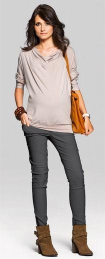 Jagger grey брюки для беременных в интернет-магазине happymam.ru