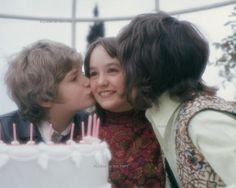 1971年映画「小さな恋のメロディ」メインキャスト フォト3枚付き_メロディ・フェア/横26センチ/縦20センチ