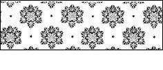 Raffles repeat pattern