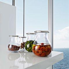 Glass Jar with Lid - Eva Solo - Eva Solo - RoyalDesign.com