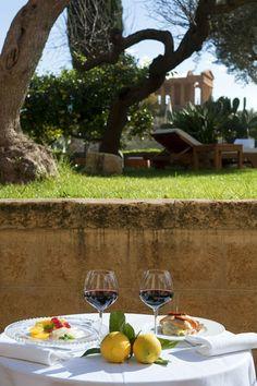 Hotel Villa Athena in Agrigento, Sicily