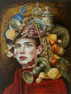 Literary Themes, Bo Bartlett, Magic Realism, Realism Art, Alex Colville, Audrey Kawasaki, Slash, Andrew Wyeth, Old Master
