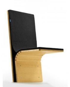 JumpSeat Sedia Systems The JumpSeat™ is a compact auditorium chair that is ideal for auditoriums, theaters and public assembly areas. Plywood and spring steel create the backbone of the JumpSeat's cantilevered structure. Folding to less than four inches thick when not in use, the compact seat allows for the maximum amount of people in the minimum amount of space.