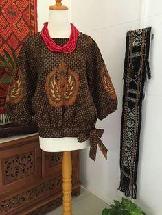 Cute batik style