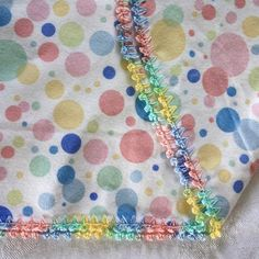 SewChic: More Crocheted Edgings and a Giveaway