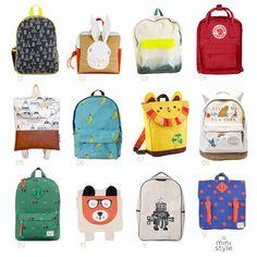 back packs mini style