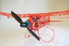 3Doodler Plane - Full flight kit 2