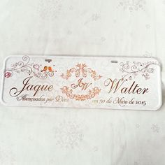 Placas para casamento só na Emplacando suas ideias whats 67 84145451 www,graciellebijoux.elo7.com.br