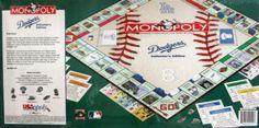 Monopoly Dodgers