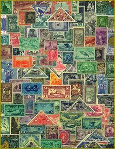 Free Antique Images for Scrapbook and Craft Artists Vintage Stamps, Vintage Prints, Paper Cards, Graphic, Vintage Images, Illustration, Clip Art, Antiques, Wallpaper